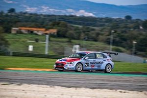 #70 SVK BRC Racing Team Hyundai i30 N TCR: Mato Homola