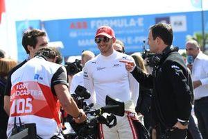 Edoardo Mortara, Venturi on the grid with team members