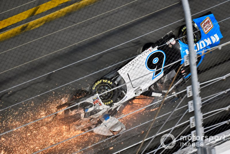 L'incidente di Ryan Newman, Roush Fenway Racing, Ford Mustang Koch Industries