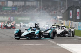 James Calado, Jaguar Racing, Jaguar I-Type 4 Brendon Hartley, Dragon Racing, Penske EV-4