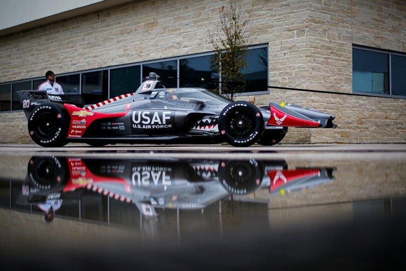 Конор Дэли, Ed Carpenter Racing Chevrolet
