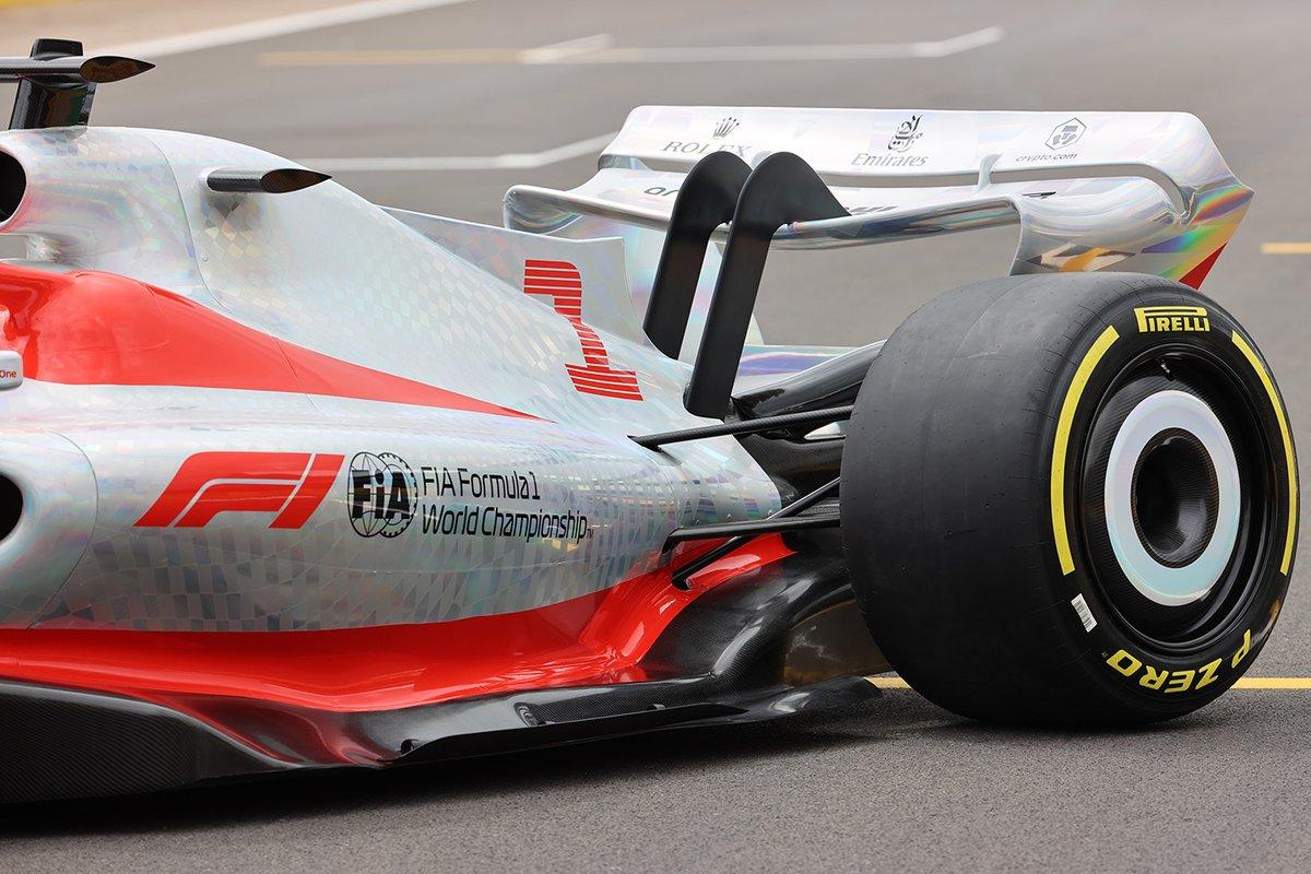 La Formule 1 de 2022