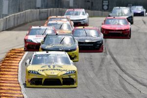 Andy Lally, B.J. McLeod Motorsports, Chevrolet Camaro Alpha Prime Regimen