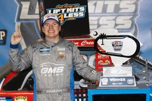 Ganador Sheldon Creed, GMS Racing, Chevrolet Silverado