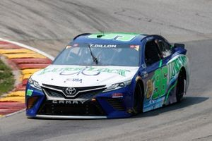 Ty Dillon, Gaunt Brothers Racing Toyota Camry Lure Lock / Bass Pro Shops
