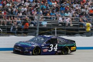 Michael McDowell, Front Row Motorsports, Ford Mustang Revolve Finance