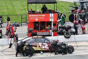 Josh Bilicki, Rick Ware Racing, Ford Mustang Bullshooter.com