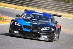 #7 Ceccato Motors Racing-BMW Team Italia, BMW M6 GT3: Stefano Comandini, Marius Zug, Bruno Spengler