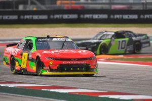 Miguel Paludo, JR Motorsports, Chevrolet Camaro BRANDT, Jeb Burton, Kaulig Racing, Chevrolet Camaro Nutrien Ag Solutions
