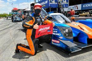 #74 Riley Motorsports Ligier JS P320, LMP3: Gar Robinson