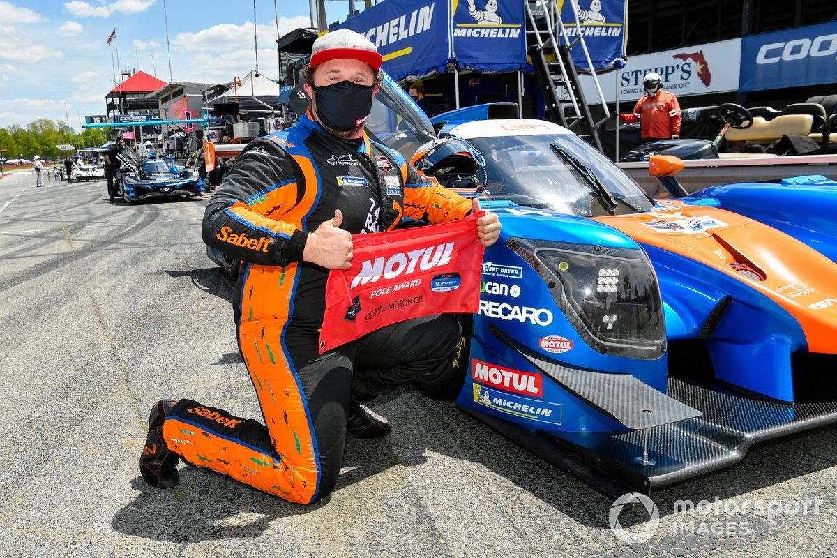Ganador de la pole #74: Riley Motorsports Ligier JS P320, LMP3: Gar Robinson, Felipe Fraga