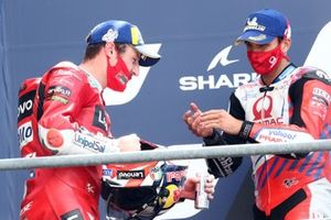 Jack Miller, Ducati Team Johann Zarco, Pramac Racing