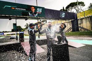 Jean-Karl Vernay, Hyundai Motorsport N, Mikel Azcona, Zengő Motorsport X CUPRA, Mattias Ekstrom, Zengő Motorsport X CUPRA
