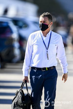 Tom Kristensen, FIA