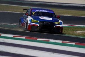 Sandro Pelatti, BF Motorsport, Audi RS 3 LMS TCR (#7)
