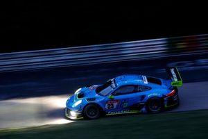 #23 Huber Motorsport Porsche 911 GT3 R: Philipp Neuffer, Stefan Aust, Nico Menzel, Marco Seefried