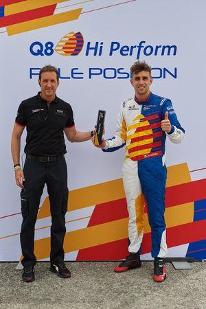 Alberto Cerqui, Team Q8 Hi Perform