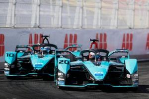 Mitch Evans, Jaguar Racing, Jaguar I-TYPE 5, Sam Bird, Jaguar Racing, Jaguar I-TYPE 5