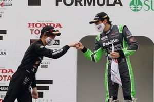 Giuliano Alesi, TOM'S, Teppei Natori, B-MAX RACING TEAM