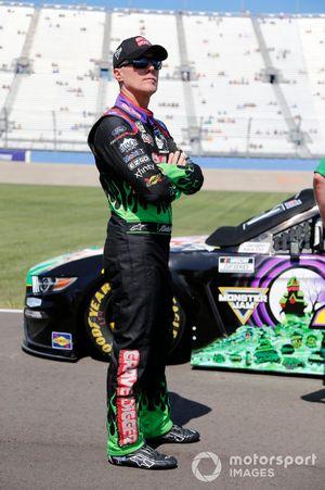 Kevin Harvick, Stewart-Haas Racing, Ford Mustang Grave Digger