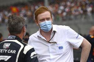 Tom Wood, F1 Media Delegate