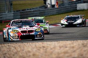#100 Walkenhorst Motorsport BMW M6 GT3: Henry Walkenhorst, Friedrich von Bohlen, Jörg Breuer, Andreas Ziegler