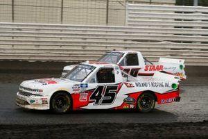 Jett Noland, Niece Motorsports, Chevrolet Silverado Hype Motorsports, Andrew Gordon, CMI Motorsports, Toyota Tundra Staar Trucking