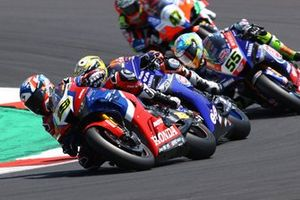 Alvaro Bautista, Team HRC, Garrett Gerloff, GRT Yamaha WorldSBK Team