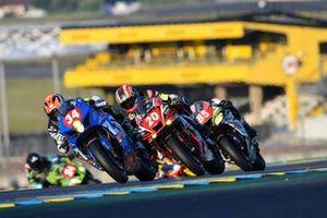 #34 JMA Motos Action Bike: Cyril Carrillo, Julien Bonnet, Maxime Cudeville
