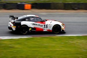 #15 Scott McKenna / John Ferguson - Toyota Gazoo Racing UK Toyota GR Supra GT4