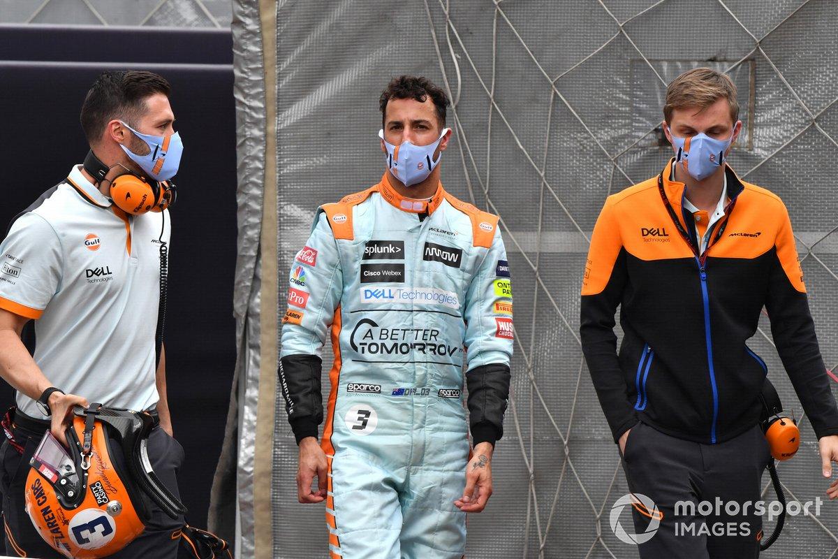 Daniel Ricciardo, McLaren,