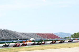 Toprak Razgatlioglu, PATA Yamaha WorldSBK Team, Michael Ruben Rinaldi, Aruba.It Racing - Ducati, Jonathan Rea, Kawasaki Racing Team WorldSBK