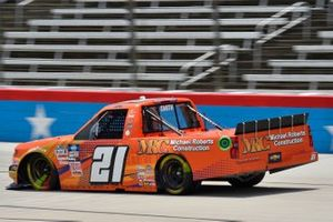 Zane Smith, GMS Racing, Chevrolet Silverado MRC Construction