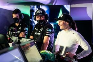 Molly Taylor, Rosberg X Racing, in the command centre