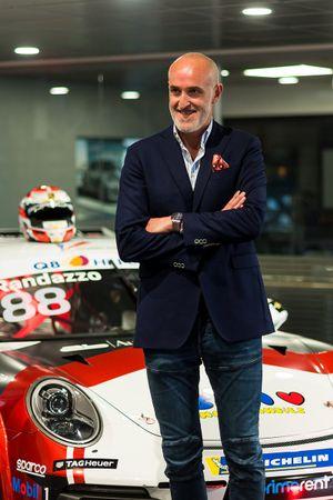 Raimondo Amadio, Team Principal AB Racing