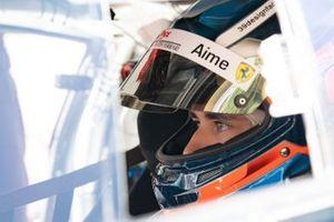 #3 Easy Race, Ferrari 488 GT3 Evo: Matteo Greco
