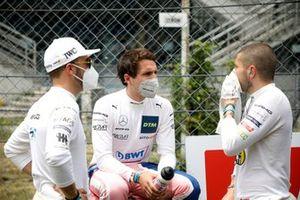 Maximilian Götz, Haupt Racing Team, Daniel Juncadella, Mercedes-AMG Team GruppeM Racing, Vincent Abril, Haupt Racing Team