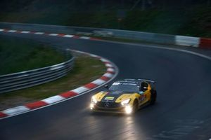 #36 Black Falcon Team TEXTAR Mercedes-AMG GT4: Kaya Mustafa Mehmet, Gabriele Piana, Mike Stursberg, Ersin Yu?cesan
