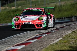 #30 Frikadelli Racing Team Porsche 911 GT3 R: Klaus Abbelen, Tobias Müller