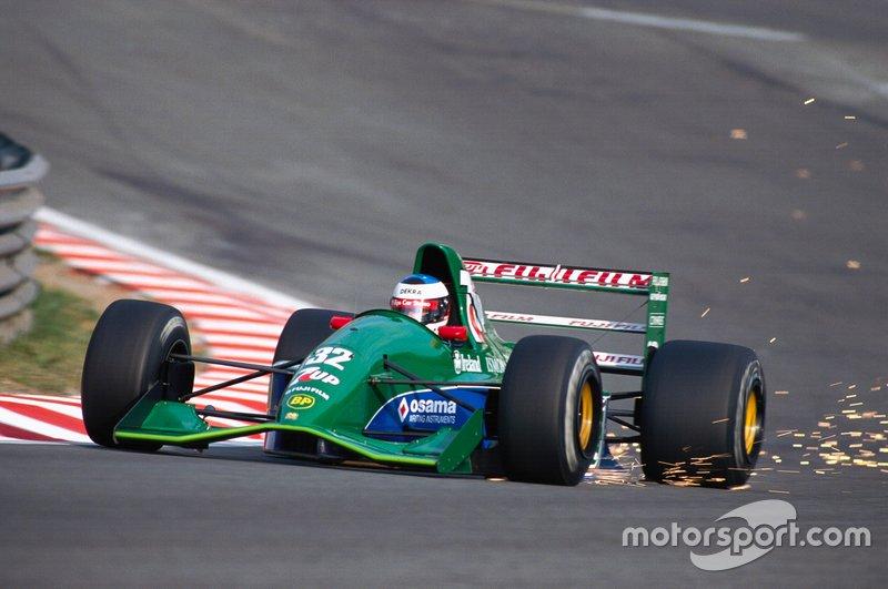 Michael Schumacher, Jordan, 1991