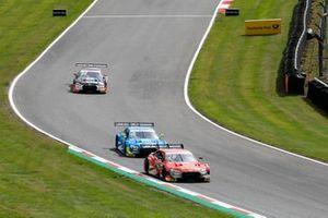 Лоик Дюваль, Audi Sport Team Phoenix, и Робин Фрейнс, Audi Sport Team Abt Sportsline, Audi RS5 DTM