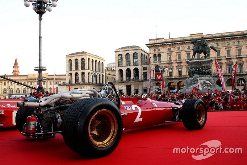 Monoposto vintage Ferrari