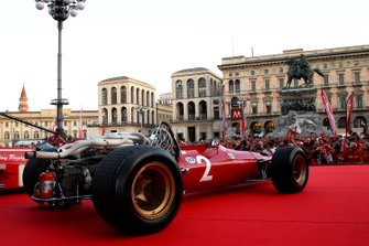 Ferrari vintage single seater