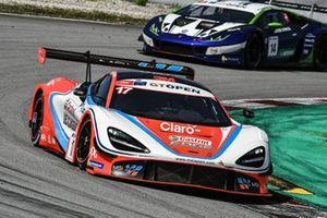 Fran Rueda, Andrés Saravia, McLaren 720S