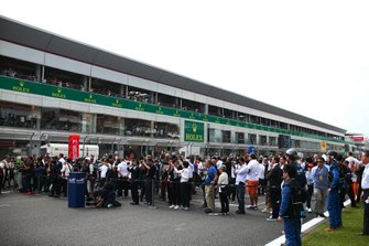 Grid for 6 Hours of Fuji