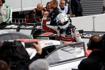 Победитель Рене Раст, Audi Sport Team Rosberg