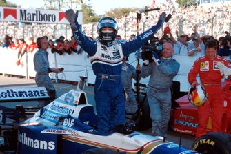 1. Damon Hill, Williams FW18
