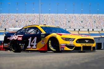 Clint Bowyer, Stewart-Haas Racing, Ford Mustang Rush Truck Centers / Haas Automation