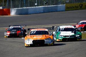 Jamie Green, Audi Sport Team Rosberg, Audi RS 5 DTM, Marco Wittmann, BMW Team RMG, BMW M4 DTM