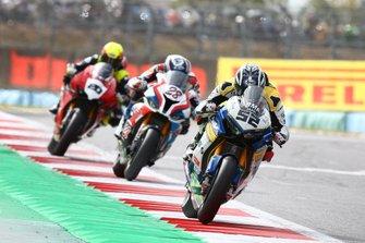 Alessandro Del Bianco, Althea Racing, Markus Reiterberger, BMW Motorrad WorldSBK Team, Barrier